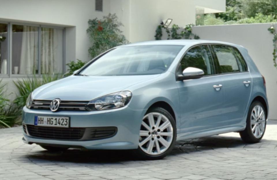 "VW ""Blue Motion"""